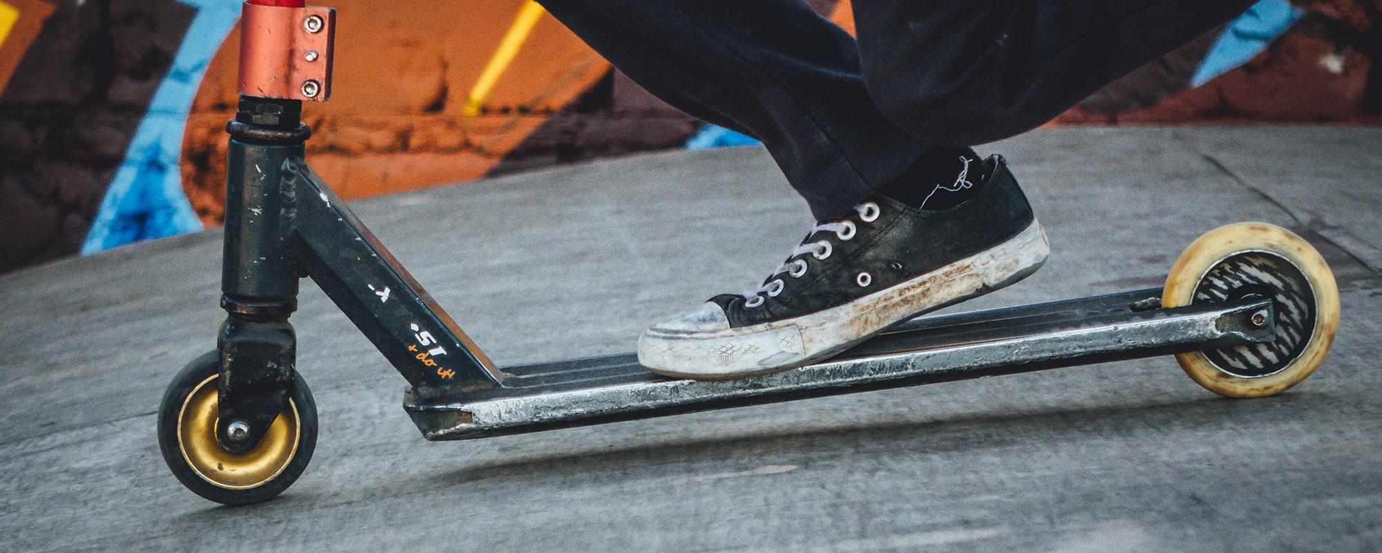 patinetes elétricos