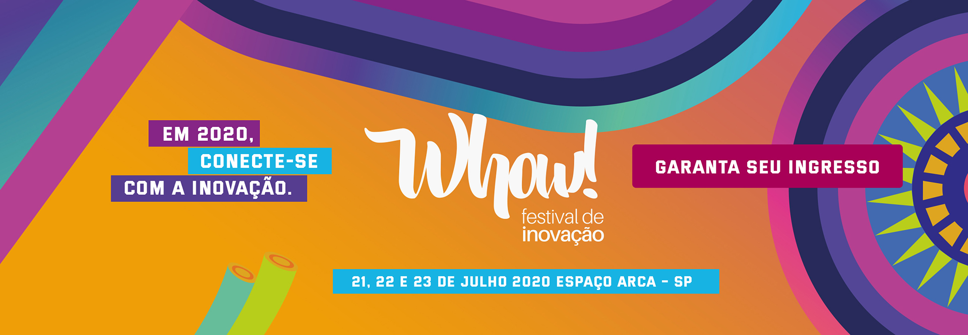Whow Festival de Inovação 2020