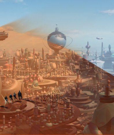 cidade robótica