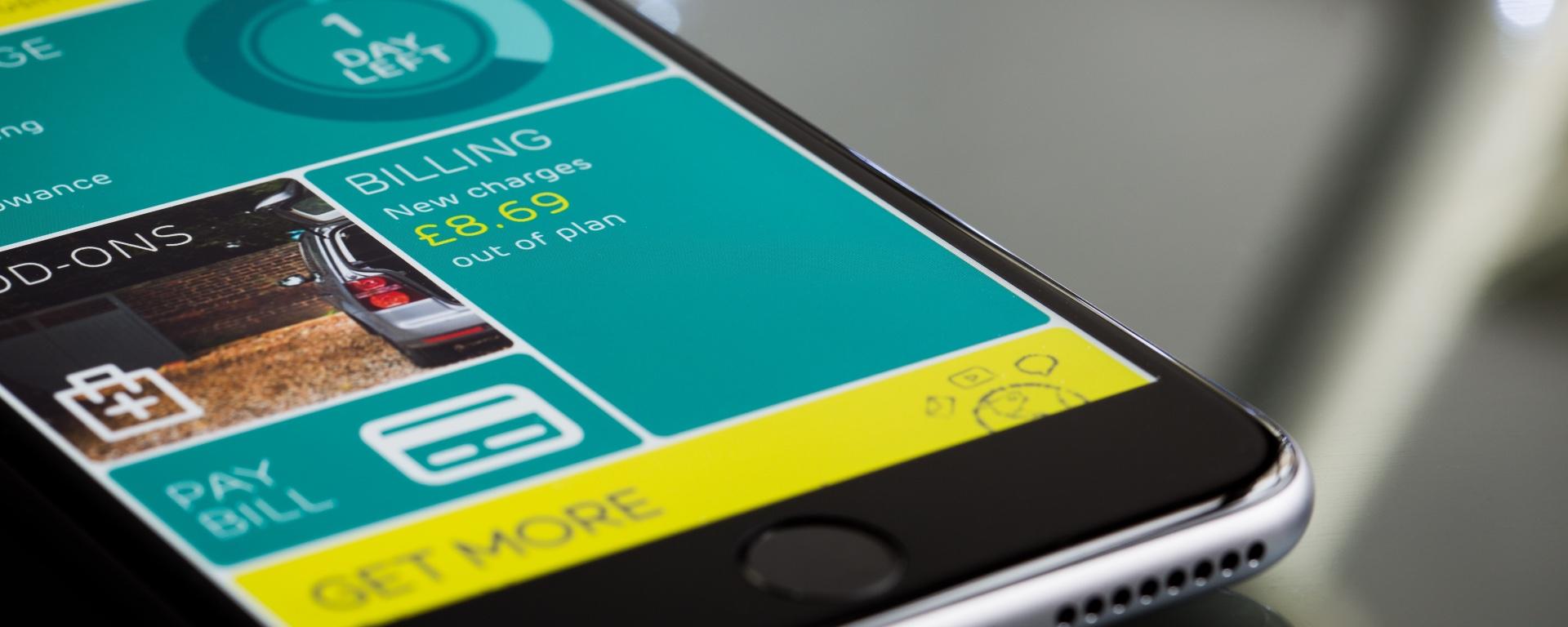 aplicativos de serviços financeiros