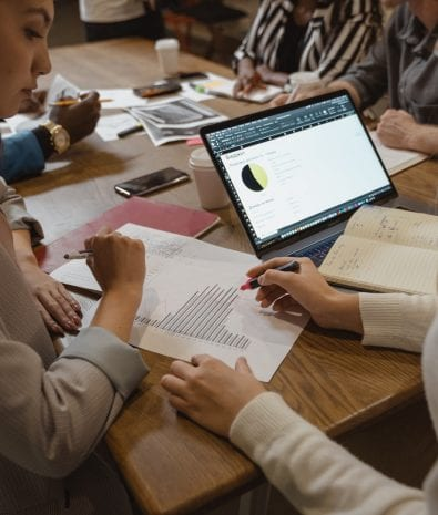 Liderança feminina em 2021 nas PMEs