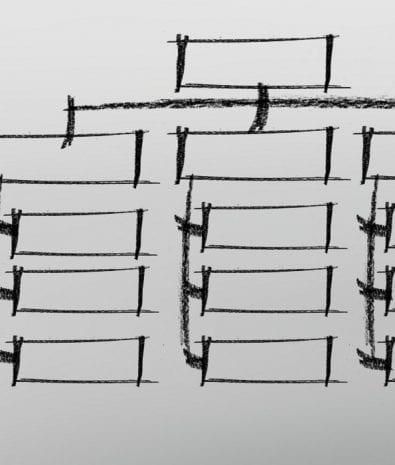 organograma de uma empresa